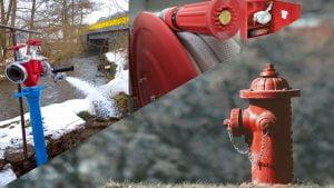 Badanie wydajności hydrantów