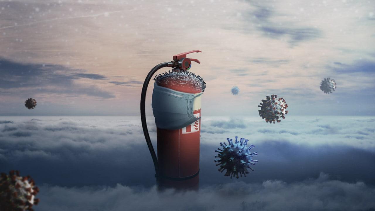 Przeglądy gaśnic, hydrantów w pandemii