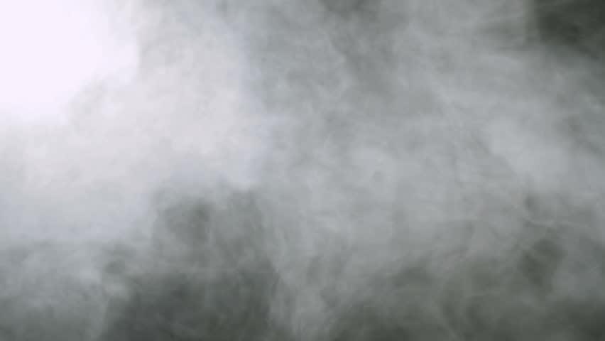 dym podczas pożaru