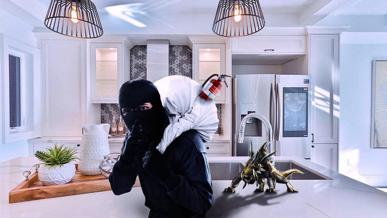 Kradzież sposoby złodziei