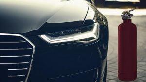 termin ważności gaśnicy samochodowej