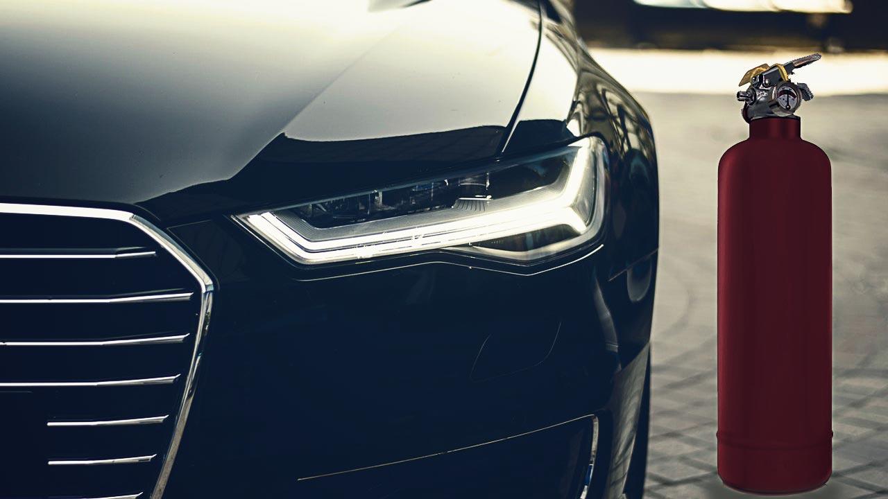 Termin ważności gaśnicy samochodowej i przeglądy
