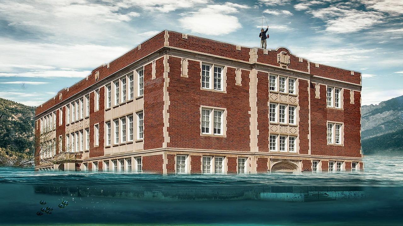 zalana szkoła
